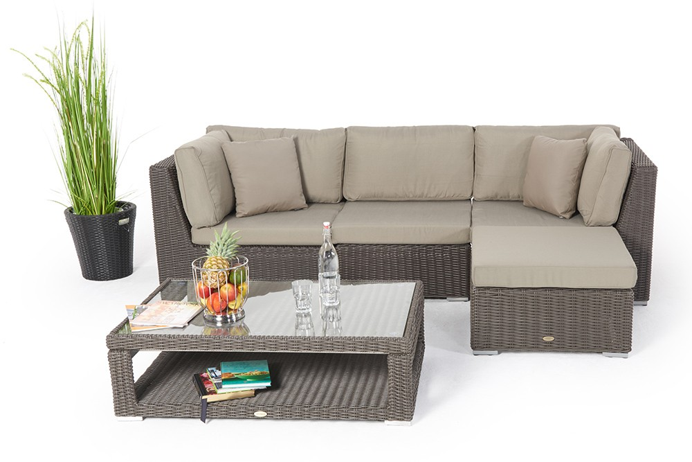 rattan lounge dining loungen und essen sch nes. Black Bedroom Furniture Sets. Home Design Ideas
