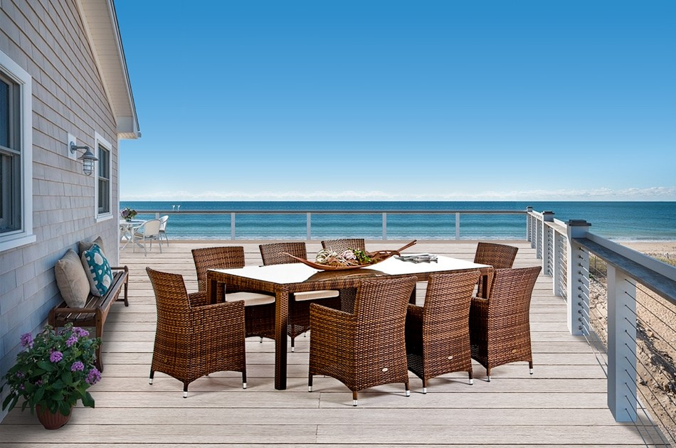 rattan gartentisch set rattan lounge tisch rattan tisch mixbraun gartentisch rattan mit. Black Bedroom Furniture Sets. Home Design Ideas