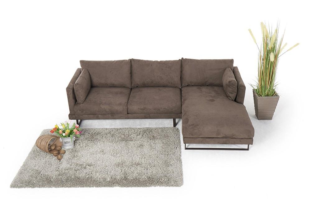 sofa martinotti italia alcantara sofas francesca. Black Bedroom Furniture Sets. Home Design Ideas