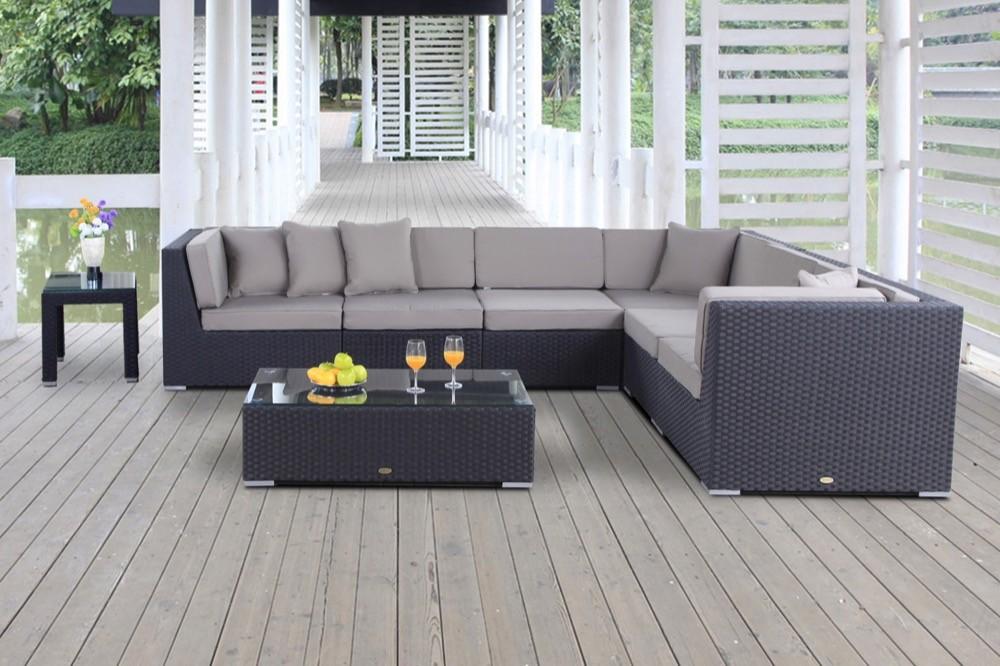 gartenm bel gartentische gartenst hle gartenliege gartenmobiliar rattanlounge vip. Black Bedroom Furniture Sets. Home Design Ideas
