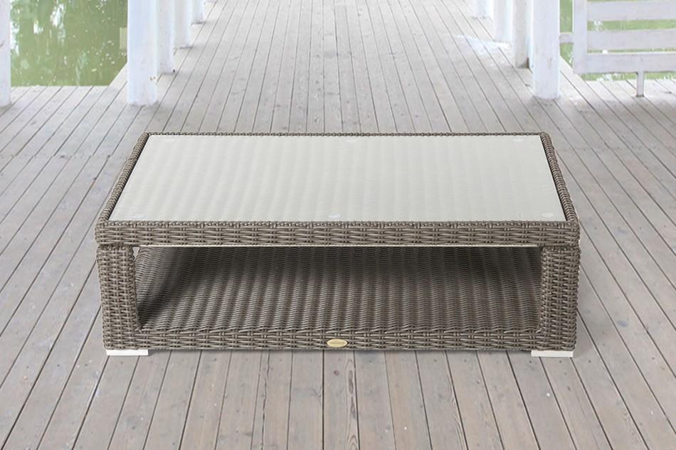 Outdoor Möbeltrend Lexa: Rattan Lounge mit Esstisch. Das grosse ...