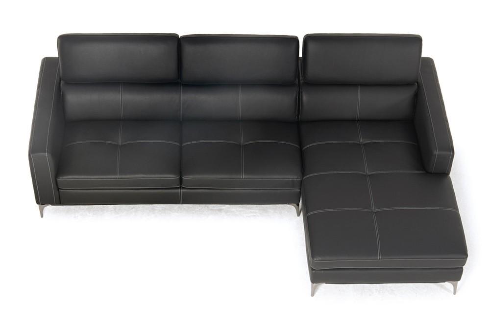 sofa martinotti italia noemi kunstleder sofa