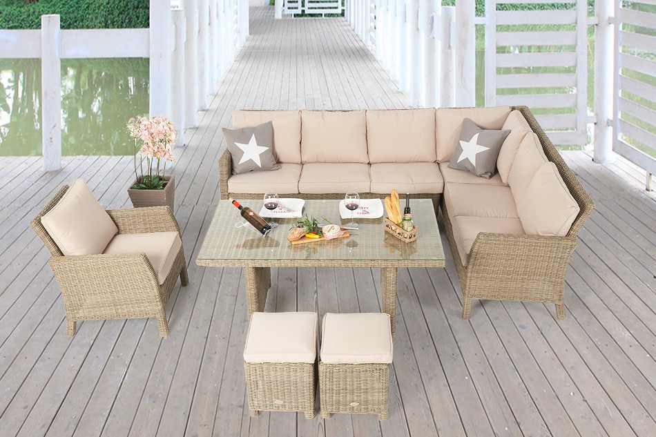 rattan gartentisch rattan gartenm bel rattan ecklounge rattan eckbank chipmunki rattan. Black Bedroom Furniture Sets. Home Design Ideas