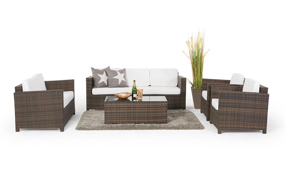m bel gartenm bel gartensitzm bel gartensofas madison braun. Black Bedroom Furniture Sets. Home Design Ideas