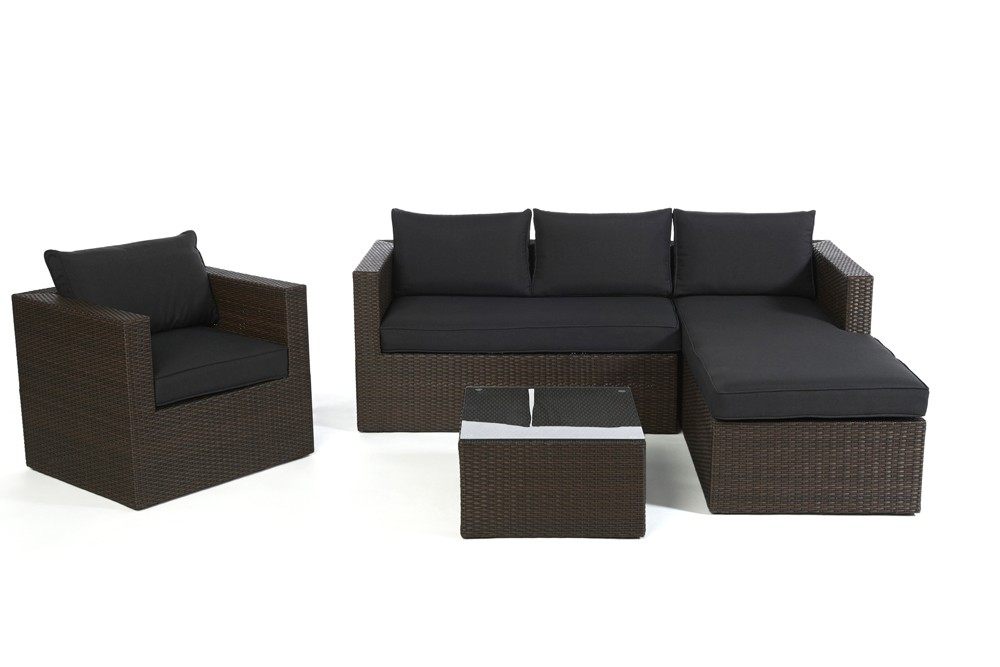 wohnzimmersofas ecksofa sofagarnitur rattansofa. Black Bedroom Furniture Sets. Home Design Ideas