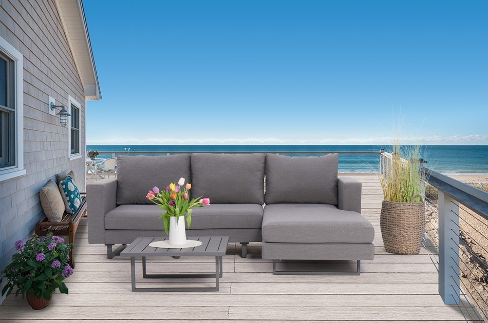 outdoor lounge venus deluxe outdoor m bel polster wetter wasserfest. Black Bedroom Furniture Sets. Home Design Ideas