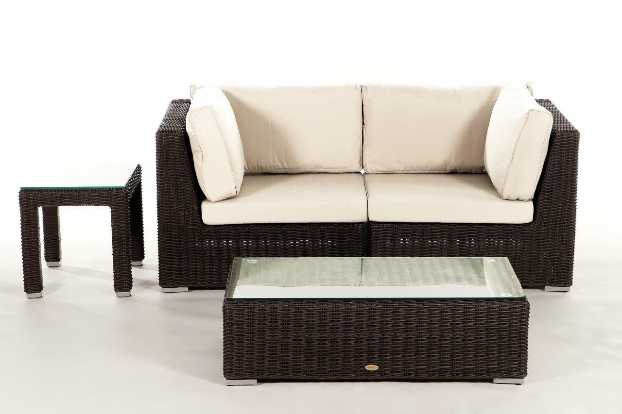 Möbel Bahira: Gartenmöbelzubehör, Polsterbezugsset für Gartenmöbel