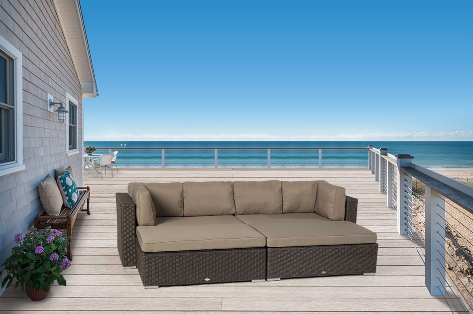 gartenlounge gartenliege gartenm bel gartentisch gartenst hle rattanm bel lounge set. Black Bedroom Furniture Sets. Home Design Ideas