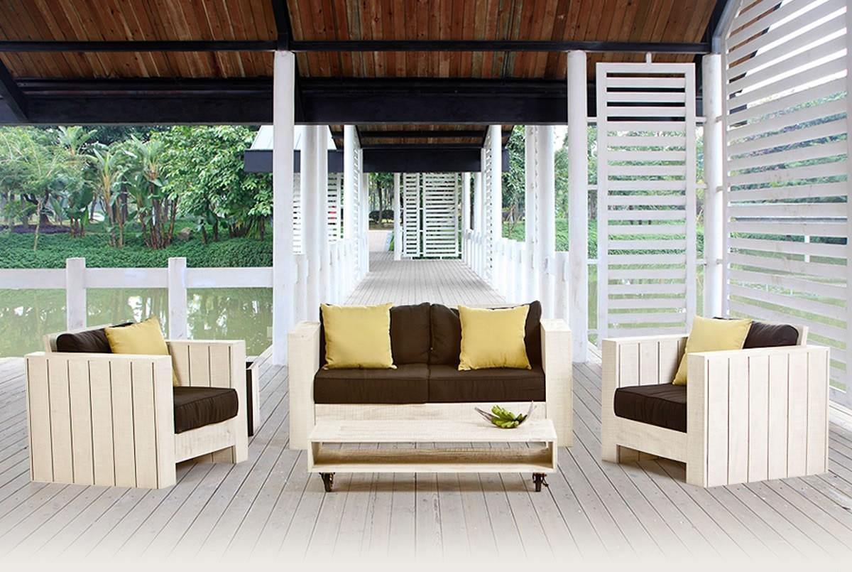 holz m bel gartenm bel aus holz cora lounge holz. Black Bedroom Furniture Sets. Home Design Ideas