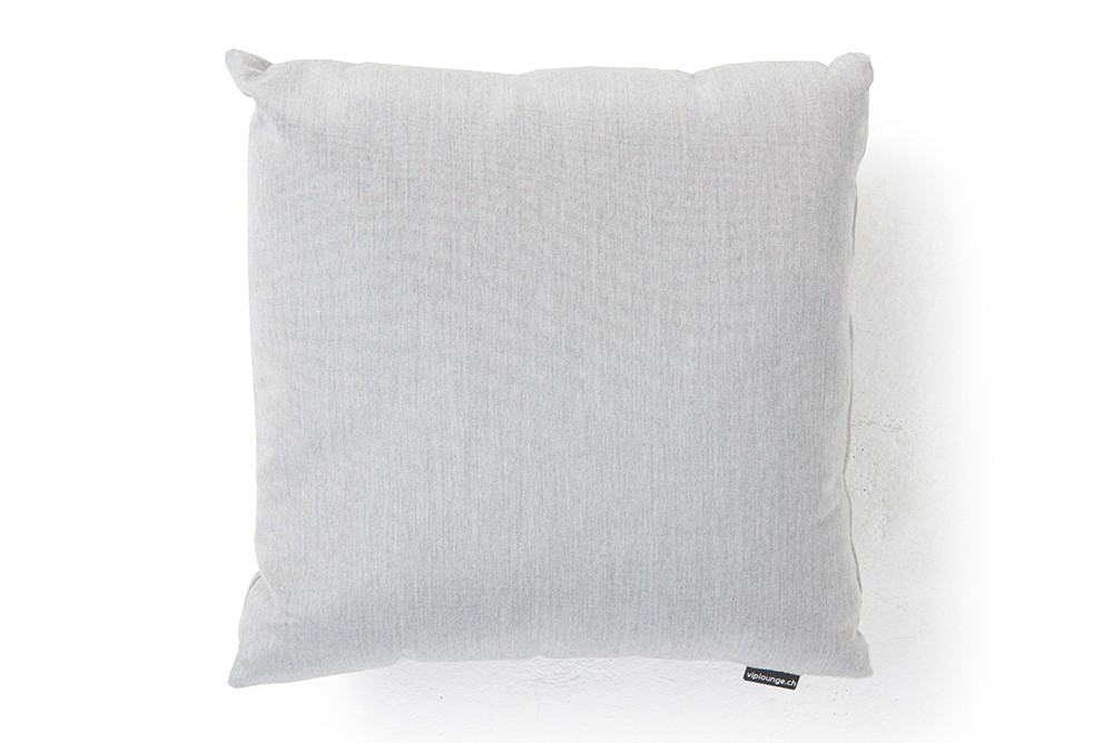 wetterfeste kissen f r alle outdoor lounges sunbrella fabric dekokissen outdoorstoff grau. Black Bedroom Furniture Sets. Home Design Ideas