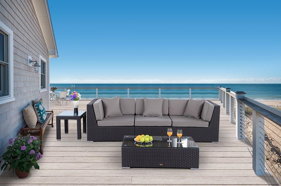 Rattan-Gartenmöbel kaufen: Möchten Sie neue Möbel für Ihren Garten ...