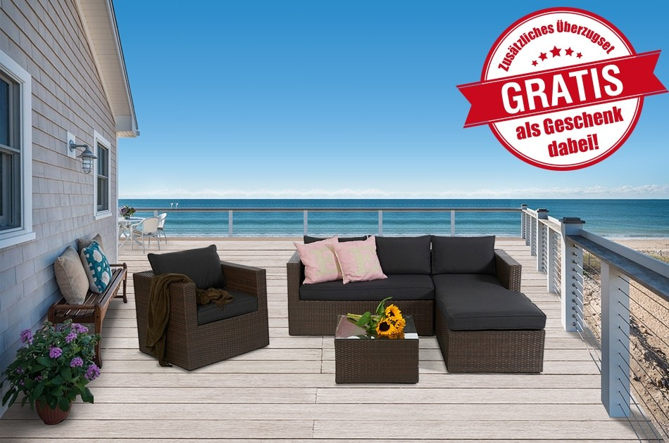rattanm bel rattan gartenm bel rattan gartensofa rattan lounge jurassic gartenlounge. Black Bedroom Furniture Sets. Home Design Ideas