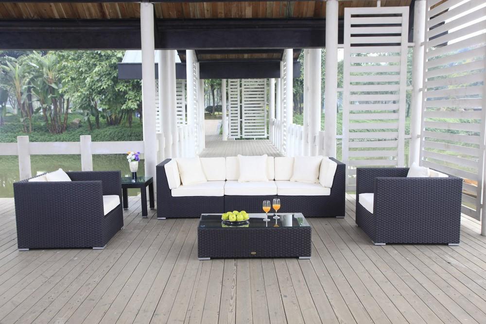 rattanm bel rattan lounge rattan gartenm bel. Black Bedroom Furniture Sets. Home Design Ideas