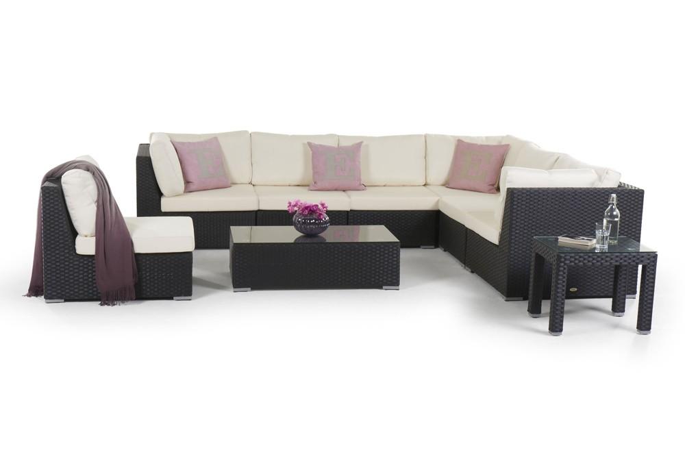 Sofa - Sofalandschaft - Sofagarnitur - Ecksofa - Blackfly Lounge ...