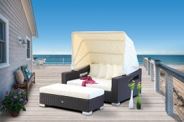 rattan rattanm bel rattan lounge gartenm bel tahiti regenschutz abdeckhuelle. Black Bedroom Furniture Sets. Home Design Ideas