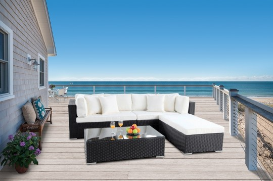 rattan rattanm bel rattan lounge gartenm bel outlet sale outdoor lounge. Black Bedroom Furniture Sets. Home Design Ideas