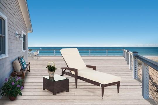 rattan liegestuhl rattan sonneninsel rattan strandkorb. Black Bedroom Furniture Sets. Home Design Ideas