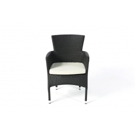 kleiner balkontisch st hle stapelbar rattan gartenm bel tischset esstisch f r den kleinen. Black Bedroom Furniture Sets. Home Design Ideas
