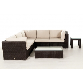 Rattan gartenmöbel lounge  Rattan Lounge - Rattanmöbel - Rattan Gartenlounge - Rattan ...