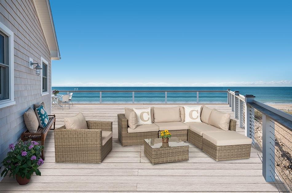 Rattanmöbel, Rattan Gartenmöbel und Rattan Lounges kaufen Sie ...