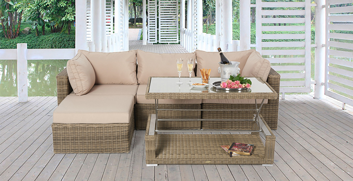 rattanm bel terrasse g nstig neuesten. Black Bedroom Furniture Sets. Home Design Ideas